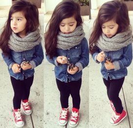 Cute fall outfits ideas for toddler girls 73
