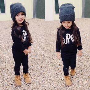 Cute fall outfits ideas for toddler girls 81