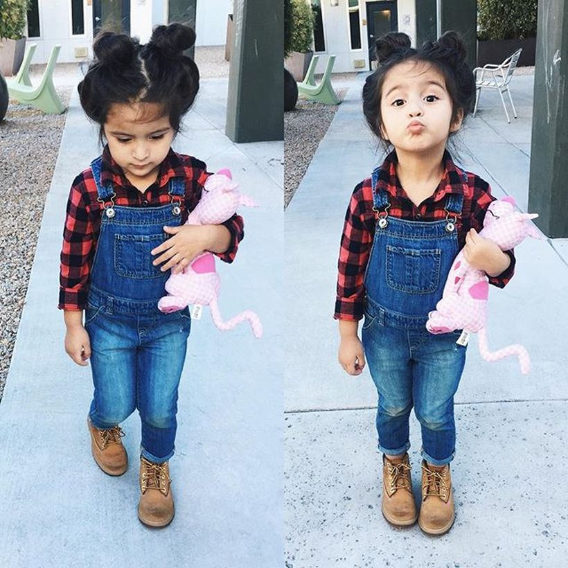 Cute fall outfits ideas for toddler girls 82