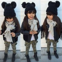 Cute fall outfits ideas for toddler girls 86