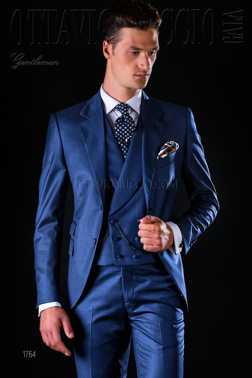 Elegant men's formal wear with tuxedo and suits 106