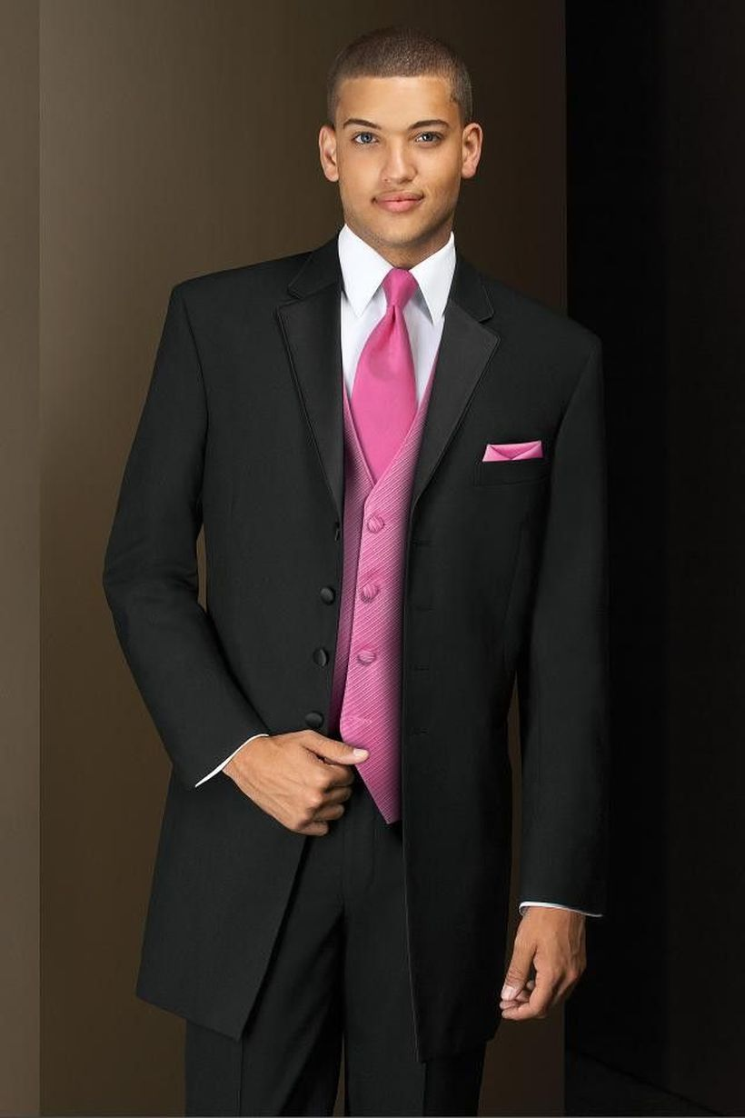 Elegant men's formal wear with tuxedo and suits 107