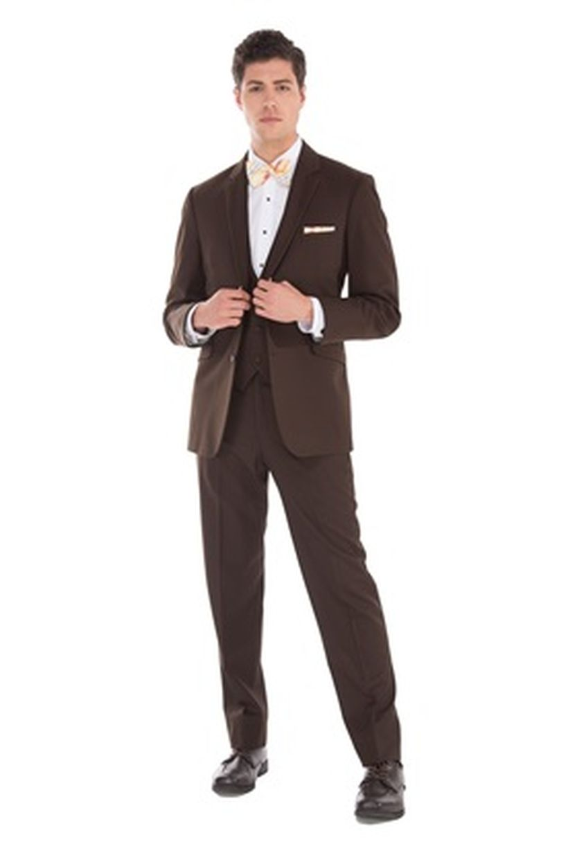 Elegant men's formal wear with tuxedo and suits 115