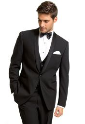 Elegant men's formal wear with tuxedo and suits 22