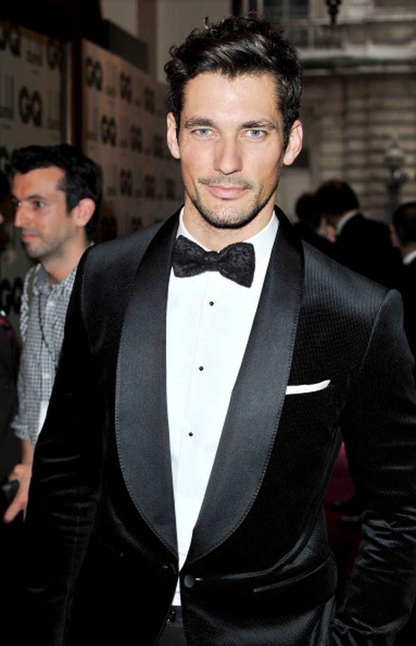 Elegant men's formal wear with tuxedo and suits 50