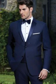 Elegant men's formal wear with tuxedo and suits 6