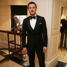 Elegant men's formal wear with tuxedo and suits 60