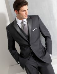 Elegant men's formal wear with tuxedo and suits 80