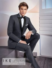Elegant men's formal wear with tuxedo and suits 82