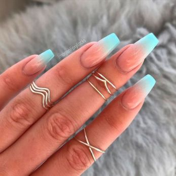 Fantastic ombre nails ideas that must you try 14