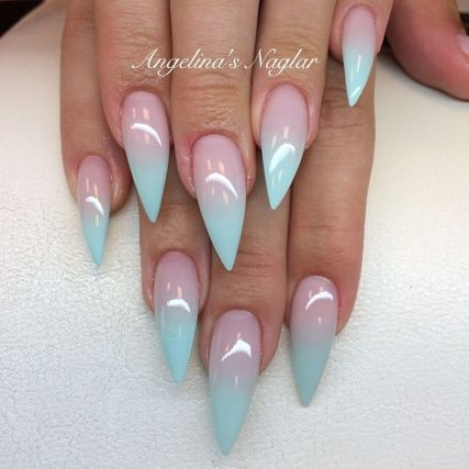 Fantastic ombre nails ideas that must you try 17