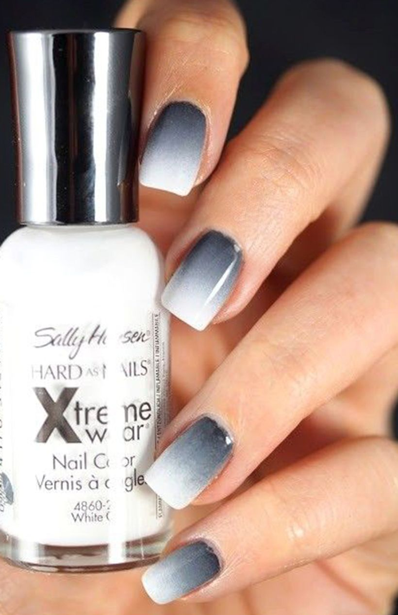 Fantastic ombre nails ideas that must you try 34