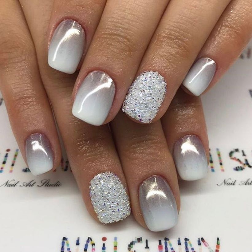 Fantastic ombre nails ideas that must you try 37