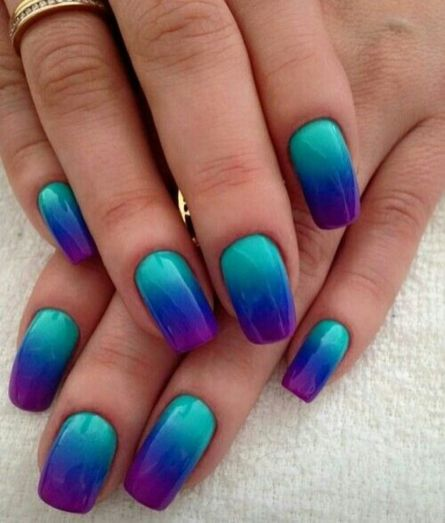 Fantastic ombre nails ideas that must you try 4
