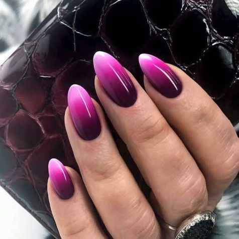 Fantastic ombre nails ideas that must you try 48