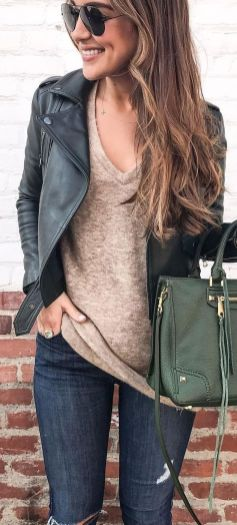 Fashionable outfit style for winter 2017 2