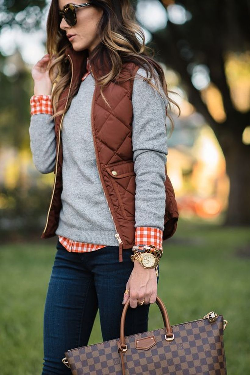 Fashionable outfit style for winter 2017 28