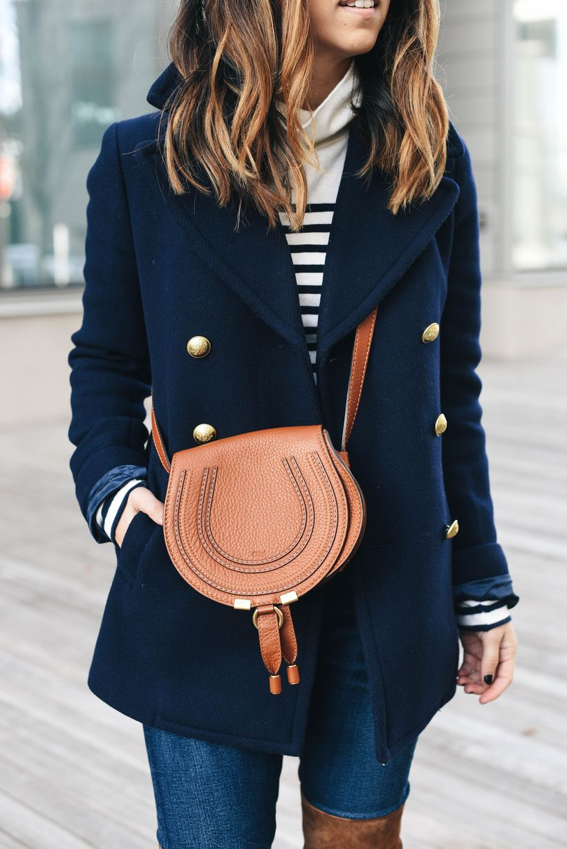 Fashionable outfit style for winter 2017 41