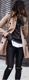 Fashionable outfit style for winter 2017 48