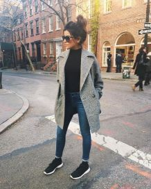 Fashionable outfit style for winter 2017 50