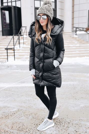 Fashionable outfit style for winter 2017 6