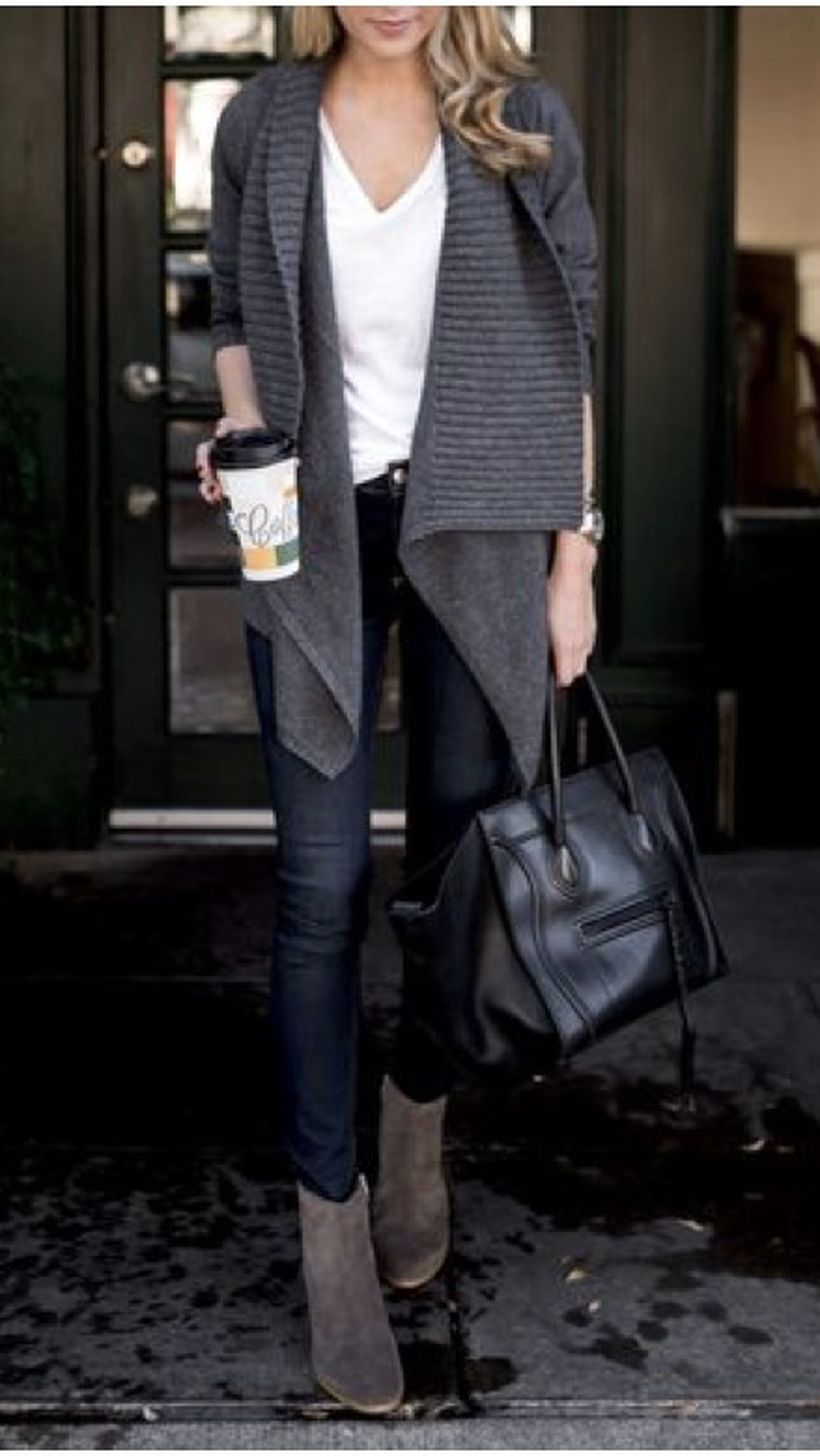 Fashionable outfit style for winter 2017 70