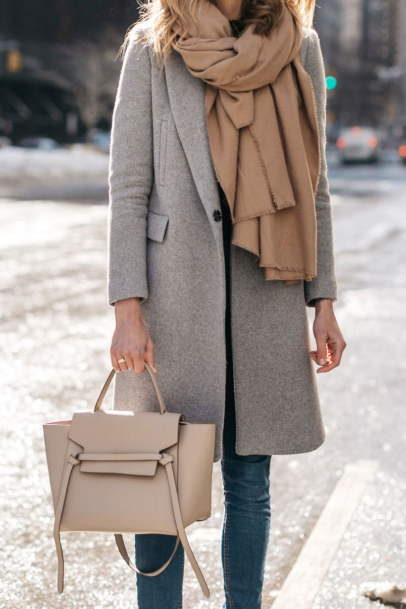 Fashionable outfit style for winter 2017 81