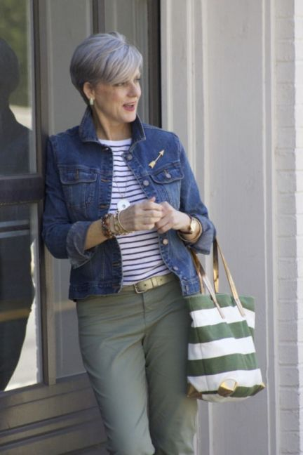 Fashionable over 50 fall outfits ideas 1