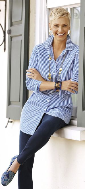 Fashionable over 50 fall outfits ideas 14