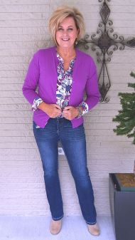 Fashionable over 50 fall outfits ideas 140