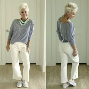 Fashionable over 50 fall outfits ideas 21