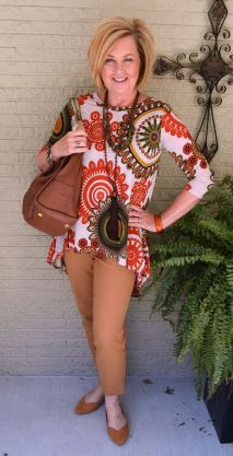 Fashionable over 50 fall outfits ideas 47