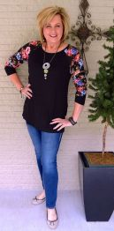 Fashionable over 50 fall outfits ideas 48