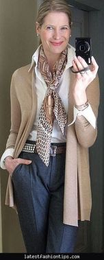 Fashionable over 50 fall outfits ideas 70