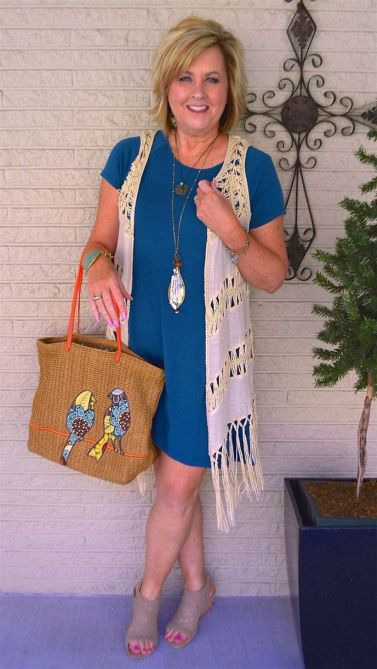 Fashionable over 50 fall outfits ideas 78