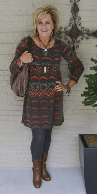 Fashionable over 50 fall outfits ideas 79