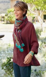 Fashionable over 50 fall outfits ideas 88