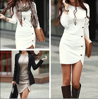 Most cute short white dresses outfits design ideas 4
