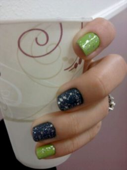Seahawks nails design 26