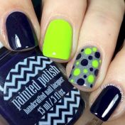 Seahawks nails design 61