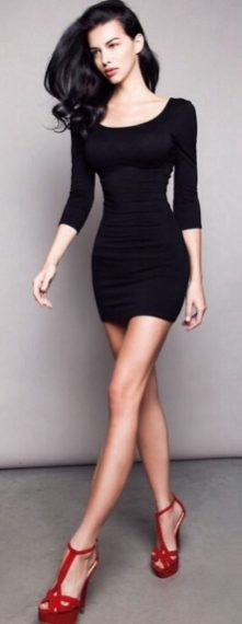 Sexy little black dress that must you have 20