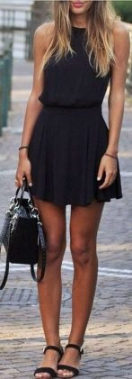 Sexy little black dress that must you have 7