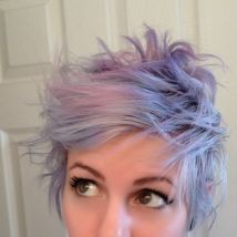 Short messy pixie haircut hairstyle ideas 20