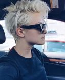 Short messy pixie haircut hairstyle ideas 7