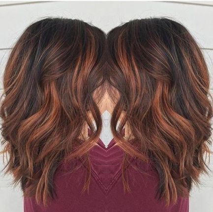 90 Stunning Fall Hairstyle Colors Ideas for Brunettes 2017 - Fashion Best