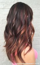 Stunning fall hair colors ideas for brunettes 2017 38