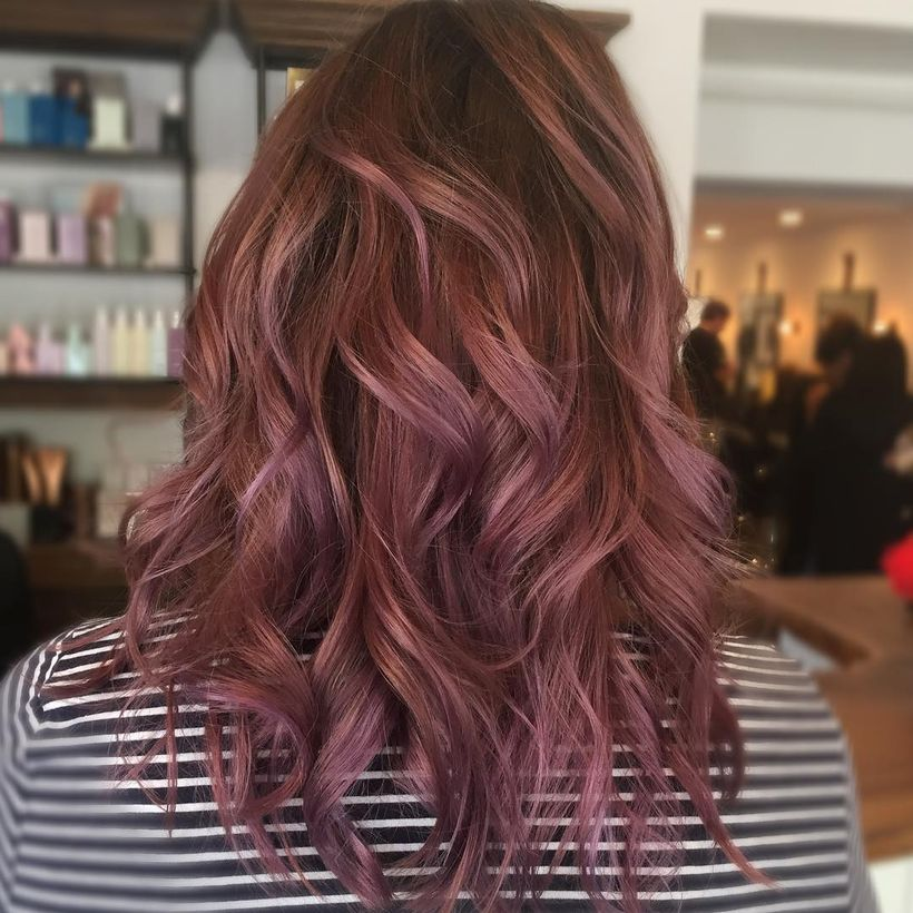Stunning fall hair colors ideas for brunettes 2017 39