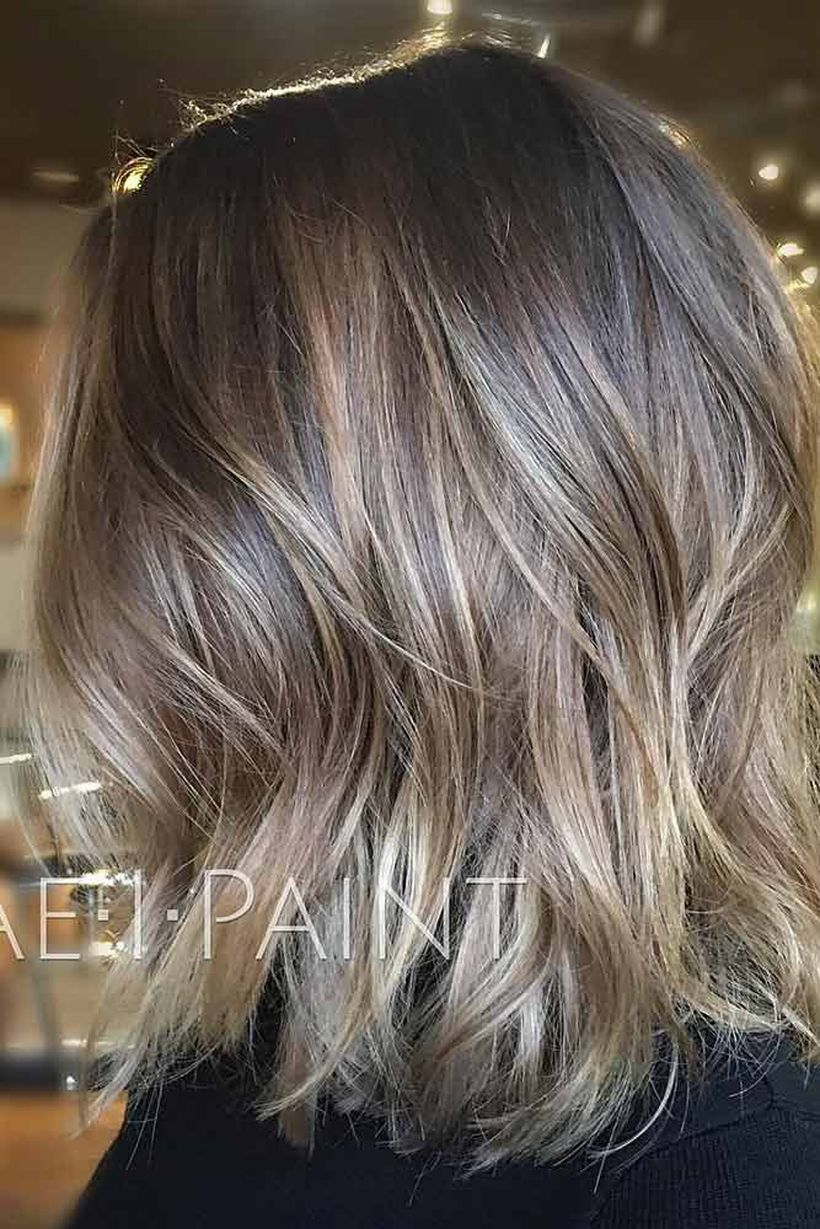 Stunning fall hair colors ideas for brunettes 2017 45