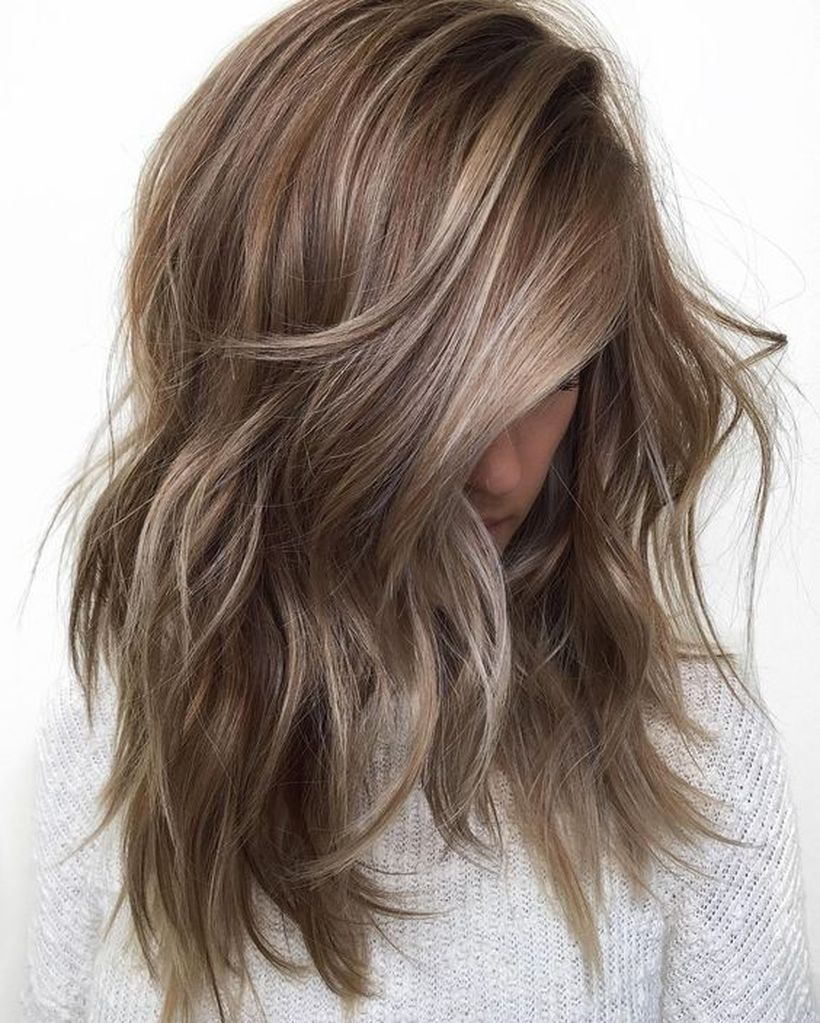 Stunning fall hair colors ideas for brunettes 2017 52