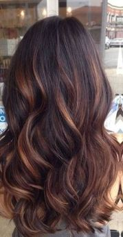 Stunning fall hair colors ideas for brunettes 2017 68